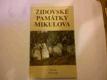 Židovské památky Mikulova