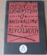 Bedřich Loewenstein: O nacionalismu a revolucích