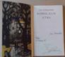 Jan Otčenášek: Romeo, Julie a tma (podpis autora)