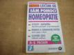 Léčím se sám pomocí homeopatie. Praktický průvod