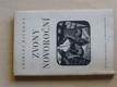 Zvony novoroční (1948) dřevoryty Lukavský