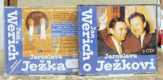 3 CD Jan Werich o Jaroslavu Ježkovi