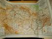 Německo Příruční školní mapa Protektorátu Čechy a Morava a přilehlých území