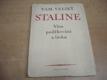 Vám Veliký Staline, Vám poděkování a lásku. Sborník slavnostních