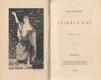 Spirála dní : 1920-1924