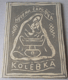 Helena Čapková: Kolébka (obálka Josef Čapek)