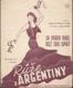 Já mám rád, než jdu spát – z operety Růže z Argentiny