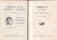 Trinetta a jiné povídky od Gabriela Preissová