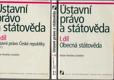 Ústavní právo a státověda I.+ II./1+II./2