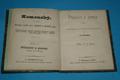 Přátelství a pomsta - 1873