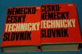Česko - Německý a Německo - Český technický slovník 2sv.