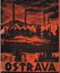 Jaroslav Dobrovolský - Ostrava, 12 původních linorytů