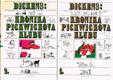 Charles Dickens - Kronika Pickwickova klubu (2.svazky)