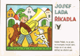 Josef Lada říkadla