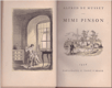 Alfred de Musset - Mimi Pinson
