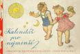Pavel Sula - Kalendář pro nejmenší