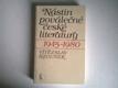 Nástin poválečné české literatury