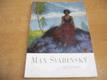 Max Švabinský 1873-1962 katalog výstavy