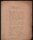 rukopisná báseň