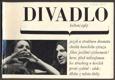 DIVADLO. Květen. 1967. (18. ročník). 1967. Obálka LIBOR FÁRA. foto  NOVOTNÝ, MIKULÁŠEK, SVOBODA, VALENTA.