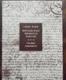 Restaurování písemných památek a tvorba faksimilií, 1991