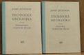 Technická mechanika I. a II. díl