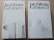 Jan Zábrana: Celý život I+II (Výbor z deníků 28. duben 1948 - červenec 1984)