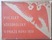 VIII. slet všesokolský v Praze roku 1926