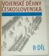 Vojenské dějiny Československa II. díl