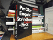 Strindberg - život