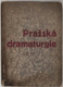 E. F. Burian Pražská dramaturgie 1937