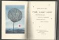 Jan Neruda: Čtyři knihy básní (Písně kosmické. Balady a romance. Prosté motivy. Zpěvy páteční)