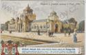 Výstavní pavilon král. hlav. města Prahy - jubilejní výstava 1908, barevná