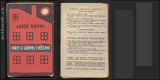 HRY S LIDMI A VĚCMI. 1927. Obálka (lino) JOSEF ČAPEK. /jc/