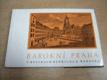 Barokní Praha v rytinách Bedřicha B. Wernera (1