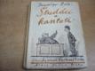 Študáci a kantoři. Přírodopisná studie
