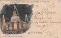 Národopisná výstava Českoslovanská v Praze 1895, kolorovaná, DA