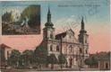 Brno - Tuřany, mariánské poutní místo, objevení Rodičky Boží v lese, barevná