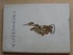 Mateřídouška (1941)  ilustrace autora