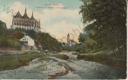 Kutná Hora- Chrám svaté Panny Barbory a svatého Jakuba, kolorovaná