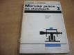 Měřické práce na stavbách, II. díl. Měřická prax