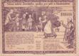 Věcná loterie Zemského spolku pro péči o hluchoněmé. Los z roku 1920