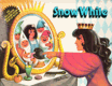 Snow White (Sněhurka, leporelo, Pop-Up Book)
