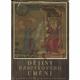 Dějiny nábytkového umění /komplet 3 sv./