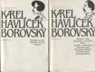 Karel Havlíček Borovský dílo I.,II.