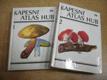 Kapesní atlas hub 1 a 2, 2 svazky