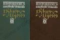 Historismus, 2 svazky (Katalog vystavených děl (Umělecké řemeslo 1860-1900))
