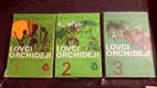 Lovci orchidejí. 1, 2, 3