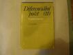 Jarník Vojtěch - Diferenciální počet (II)