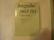 Jarník Vojtěch - Integrální počet (II)